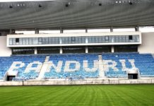 Clubul de fotbal Pandurii Lignitul Târgu Jiu are de primit peste 4 milioane de euro de la Complexul Energetic Oltenia, Consiliul Județean Gorj, Consiliul