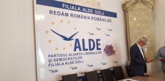 Conducerea ALDE Dolj, şocată de demisia lui Călin Popescu Tăiceanu