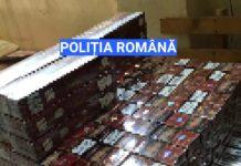 Un bărbat de 60 de ani din comuna Iancu Jianu a fost prins cu ţigări de contrabandă