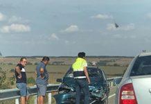 Accident soldat cu moartea unui copil la Radovan