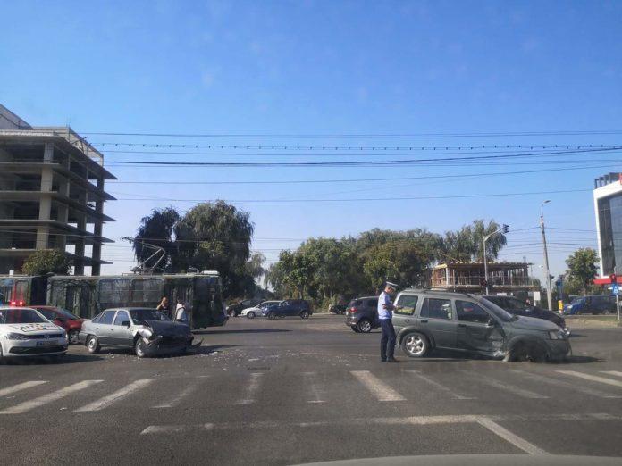 Accident cu o victimă pe Calea Severinului