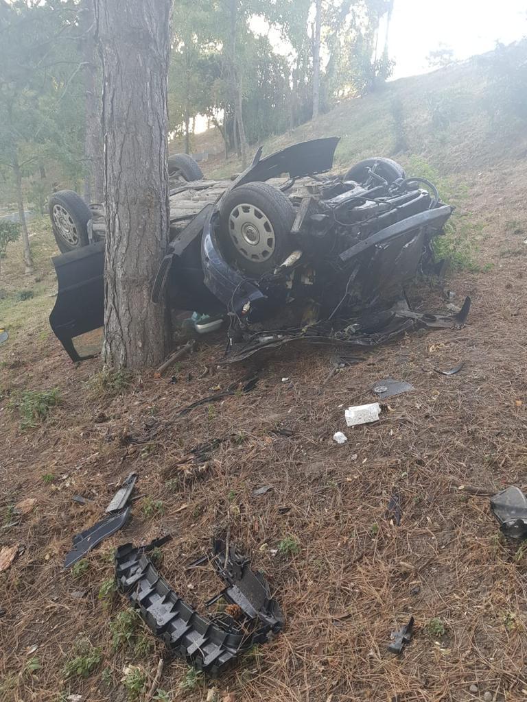 Accident mortal pe Calea Bucureşti