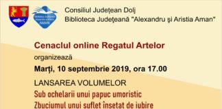 Triplă lansare de carte la Biblioteca Județeană