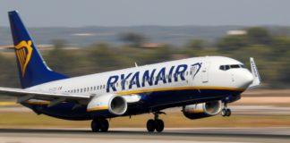 Ryanair a sistat zborurile spre şi din Italia