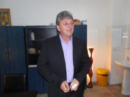 Gigel Capotă, managerul Spitalului Judeţean de Urgenţă din Târgu Jiu