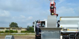 Încep lucrările pentru montarea containerelor îngropate, în Craiova