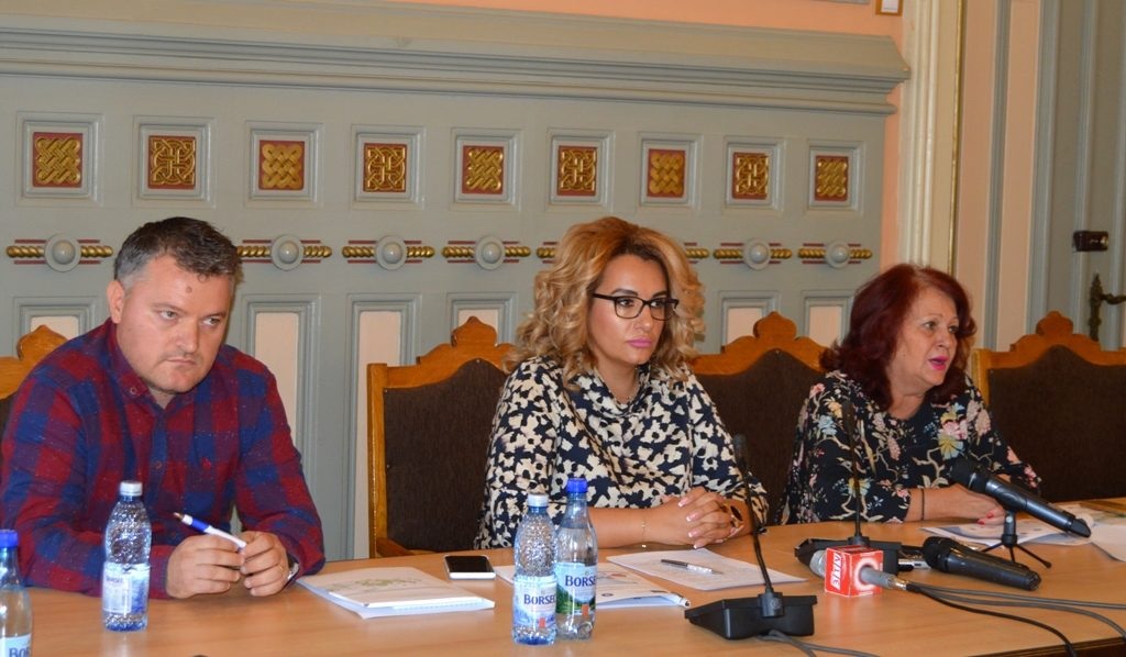 Dr. Petrişor Tudoraşcu, Oana Bică şi Ileana Majină