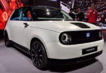 Honda e cu 154 CP și autonomie de 220 kilometri