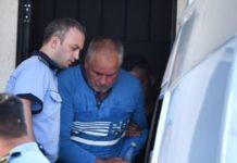 Gheorghe Dincă a fost adus la sediul Poliţiei Române