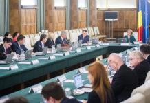 Sedinţă de guvern