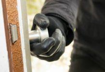 Reţinut pentru furturi din locuintă