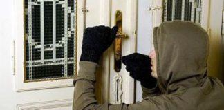 Gorj: Bărbat reținut de poliție, după ce a spat o casă din Vladimir