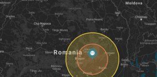 Seism cu magnitudinea de 4,5 grade în județul Buzău