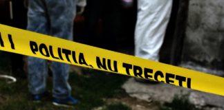 Omor suspect pentru un bărbat din Oradea