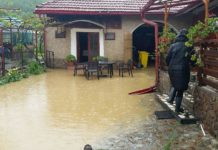 Inundaţii Bengeşti