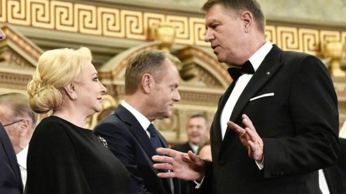 Iohannis, obligat să numească miniștrii interimari propuși de Dăncilă