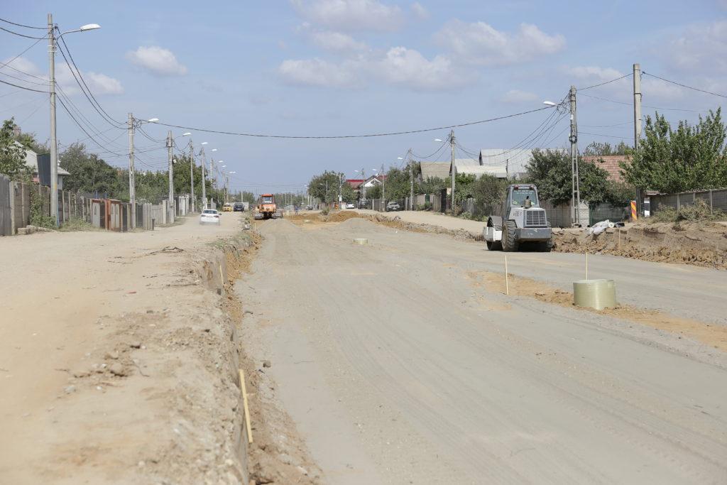 Modernizarea străzii Carpenului ar putea întâmpina probleme atunci când se va face accesul la proprietăţi