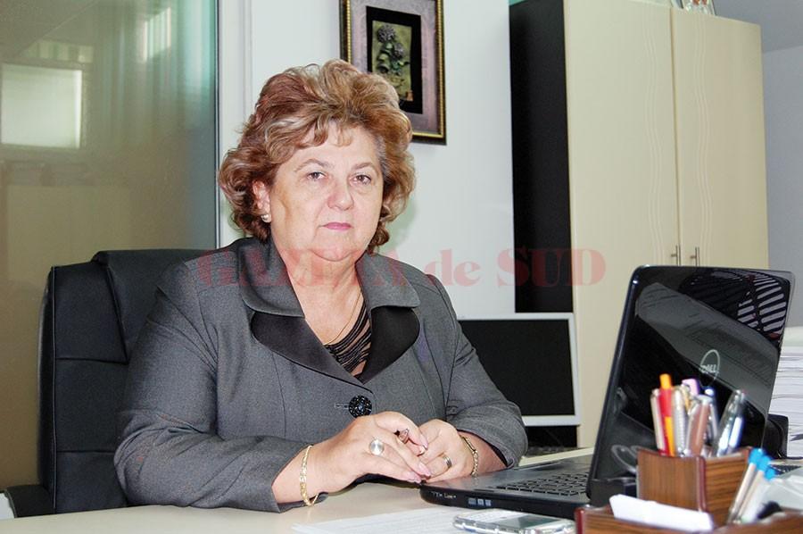 Maria Somnea, administratorul judiciar