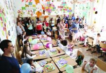 Părinții sunt obligați să preia copiii de la cursuri inclusiv la clasa a IV-a