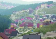 Zona turistică Rânca