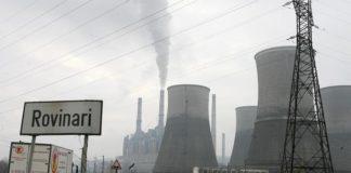 Termocentrala de la Rovinari merge cu 3 grupuri energetice