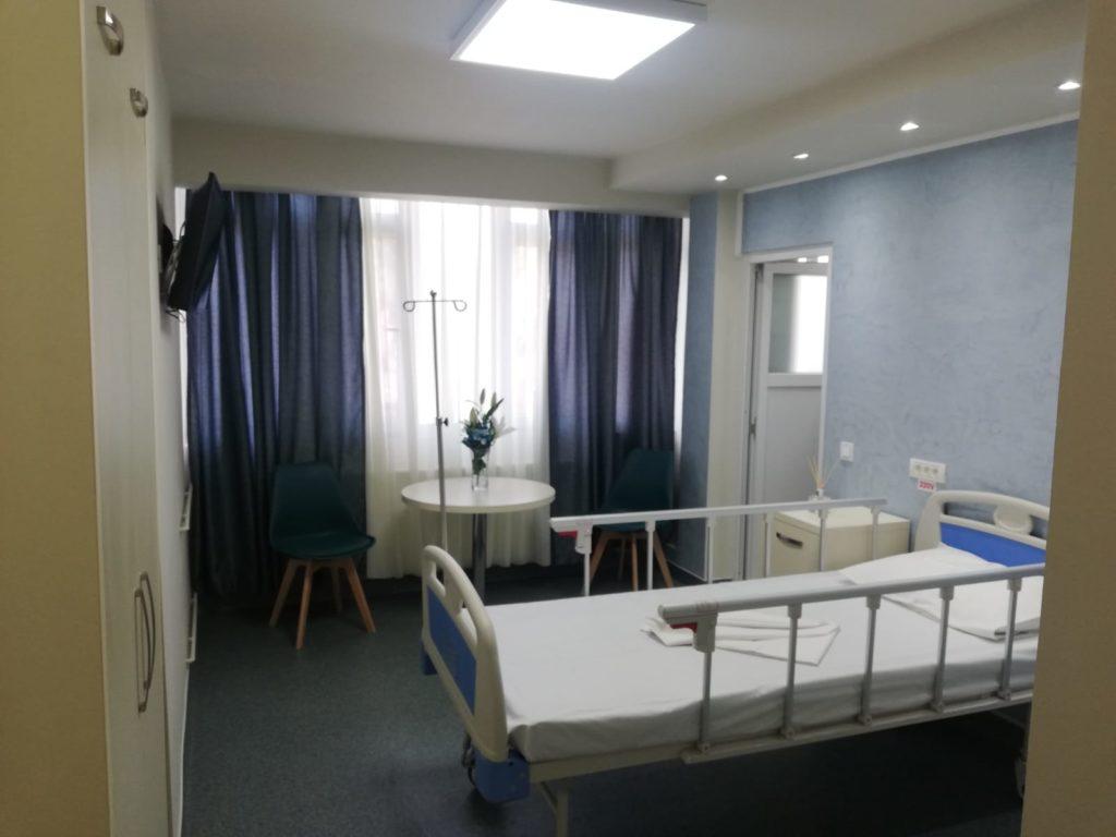Rezervă de lux la Secţia Neurologie I a Spitalului de Neuropsihiatrie Craiova