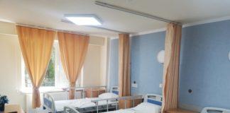 Saloanele renovate de la Secţia Neurologie I a Spitalului de Neuropsihiatrie Craiova