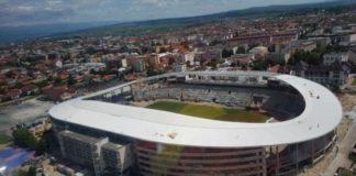 Stadionul Municipal are peste 12.000 de locuri