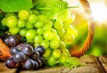 Strugurii buni în dieta de slăbit