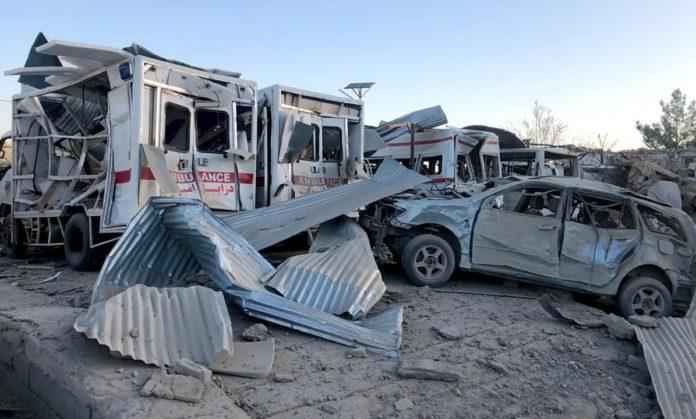 În atacul din Afganistan au murit doi soldaţi americani