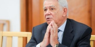 PSD îl susține pe Teodor Meleșcanu la șefia Senatului
