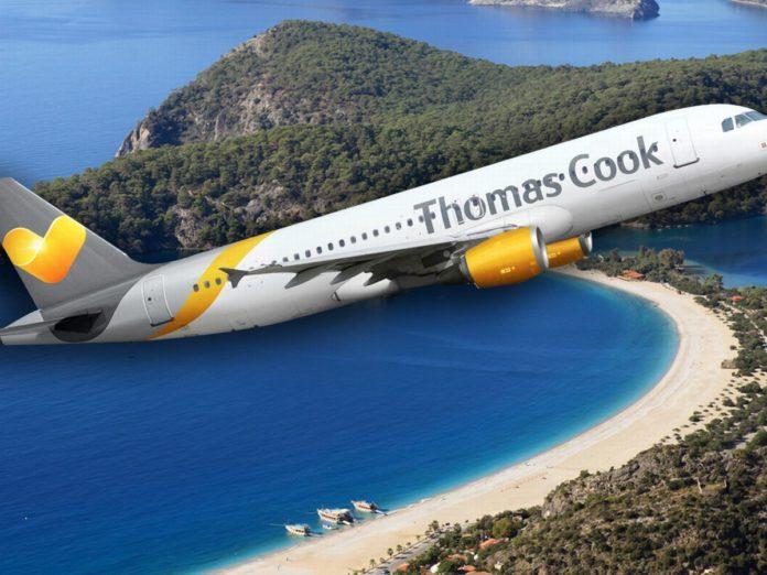 Turişti sechestraţi în hotel, în urma falimentului companiei Thomas Cook