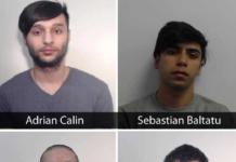Patru români, condamnați în UK pentru că au abuzat sexual trei minore