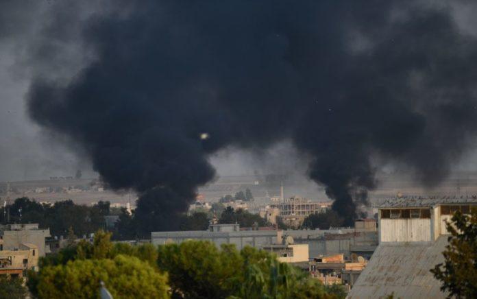 Nordul Siriei bombardat de armata turcă