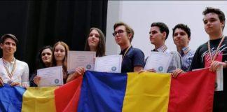 Cei mai buni elevi ai României, medaliați la competiția internațională Romanian Master of Informatics.