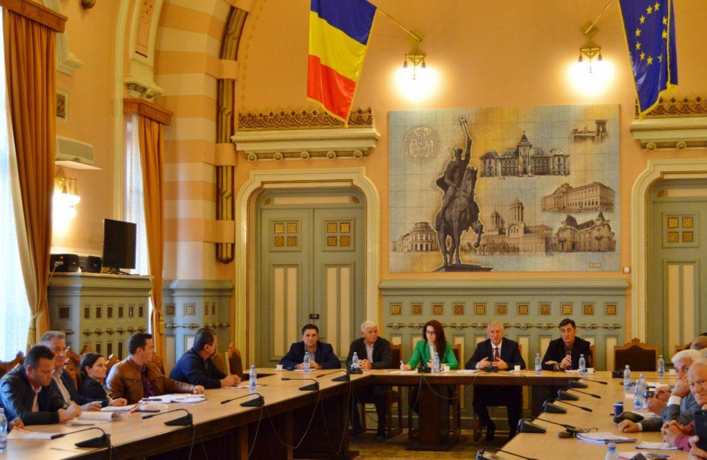 Adunarea Generală a Asociației de Dezvoltare Intercomunitară (ADI) ECODOLJ