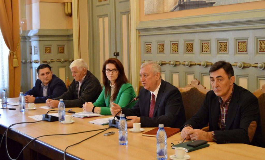 Ion Prioteasa, în Adunarea Generală a Asociației de Dezvoltare Intercomunitară ECODOLJ