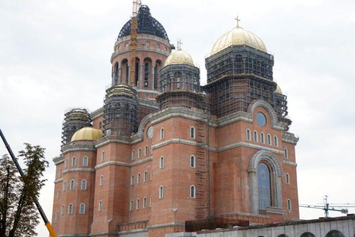 Încă 10 milioane lei pentru Catedrala Mântuirii Neamului