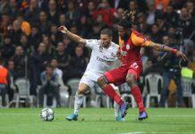 """Eden Hazard (în alb) a fost """"dirijorul"""" madrilenilor la Istanbul (Foto: uefa.com)"""