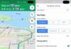 Șoferii pot semnala radarele pe Google Maps, la fel ca pe Waze