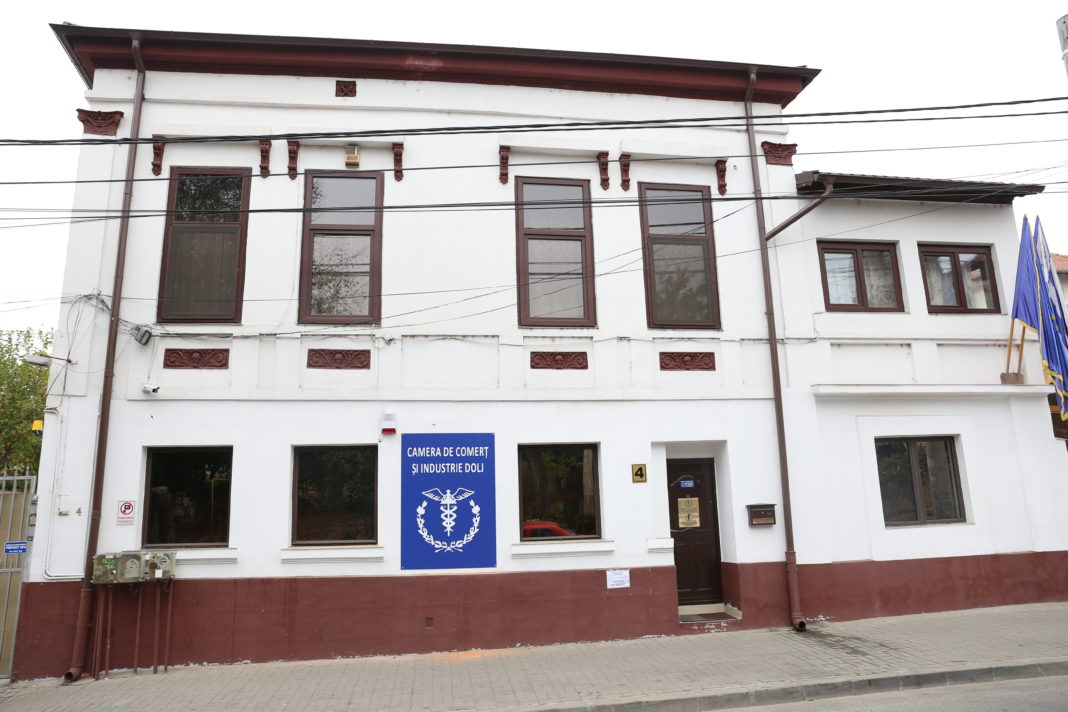 Sediul Camerei de Comerţ