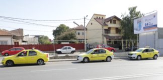 masini de taxi