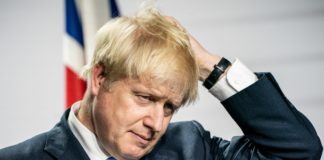 Boris Johnson este infectat cu noul coronavirus
