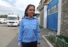 Lavinia Lupu, purtător de cuvânt al Penitenciarului din Târgu Jiu