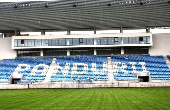 Stadionul Municipal va găzdui echipa Pandurii Lignitul Târgu Jiu