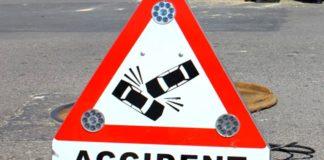 Accident cu cinci victime la Târgu Jiu