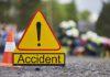 Șofer cercetat după ce a intrat cu mașina în șanț