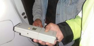 Mehedinţi/ Bărbat prins la volan cu 0,85 mg/l alcool pur în aerul expirat