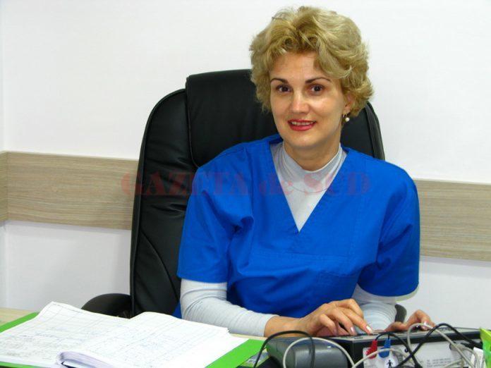 Medicul ORL Carmen Braia