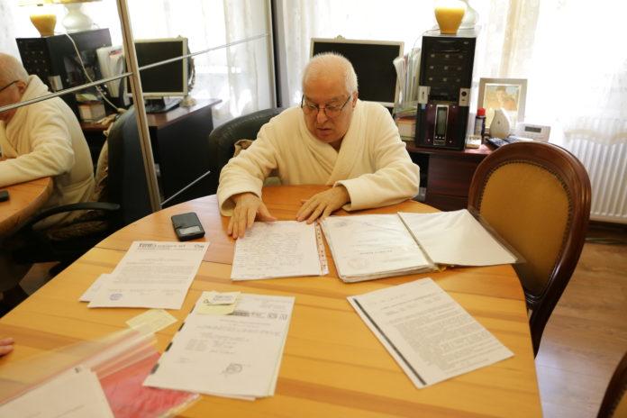 Familia Caracaleanu plăteşte la Termo căldura